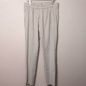 J. Crew | High Rise Wool Blend Mint Harlow Pant 4